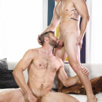 Colby Keller and Paul Canon
