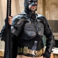 Ryan Bones as Batman