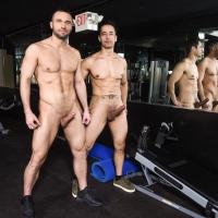 Colby Tucker and Rafael Alencar