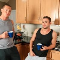 Colt Rivers and Pierce Hartman