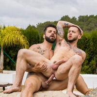 Colton Grey and Hector De Silva