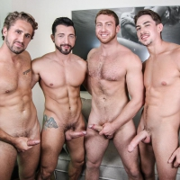 Connor Maguire, Jimmy Durano, Jack Hunter, Wesley Woods