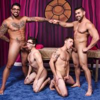 Damien Stone, Justin Matthews, Ryan Bones, Will Braun