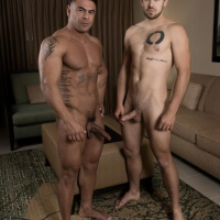 Dante Colle and Draven Navarro
