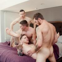 Dante Martin, Spencer Laval, Carter Woods, Steve Rickz
