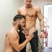 Darius Ferdynand and Hector De Silva