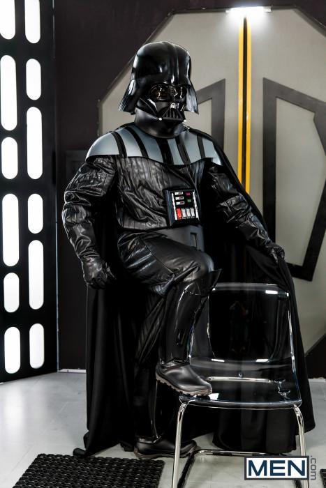 Darth Vader laughs three times - YouTube