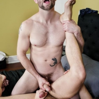 Dennis West and Jacob Peterson