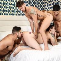 Diego Sans, Allen Lucas, Max Wilde, Damien Stone