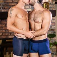 Diego Sans and Justin Matthews