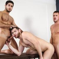 Diego Sans, Darin Silvers , Jacob Peterson