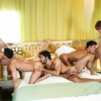 Diego Sans, JJ Knight, Beaux Banks, Dalton Briggs, Ken Ott