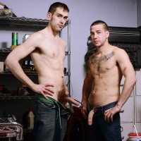 Dimitri Kane & Patrick Isley Not Brothers Yet