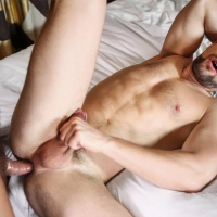 Dirk Caber and Griffin Barrows