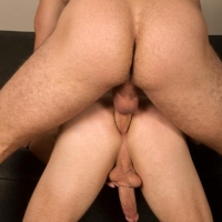 Brodie and Dusty Bareback At Sean Cody