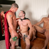 Arad, Hunter Stone, Dylan Knight