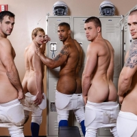 Adam Bryant, Cameron Foster, Darin Silvers and Robert Axel