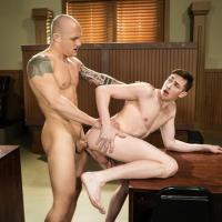 Jack Hunter and Trevor Laster
