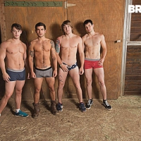 James Edwards, Tom Faulk , Vadim Black, Tobias