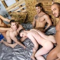 Jason Vario, William Seed, Morgan Blake, Thyle Knoxx, Joey Mentana