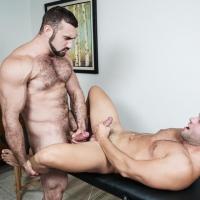 Jaxton Wheeler and Luke Adams