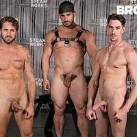 Jaxton Wheeler , Jack Hunter , Wesley Woods