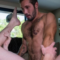 Jeff Powers Barebacks Duke Campbell At Randy Blue