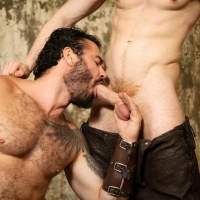 Jessy Ares & JP Dubois Gay of Thrones Part 7