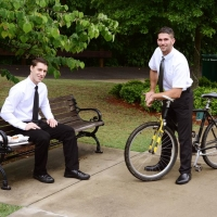 Jimmy Fans & Paul Canon Undercover Mormon