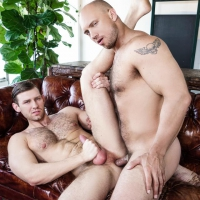 John Magnum and Jacob Peterson