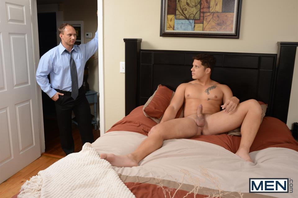 Dad fuck gay his son