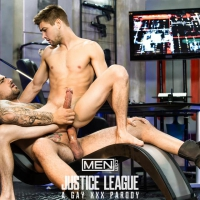 Johnny Rapid and Ryan Bones, Justice League
