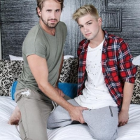 Johnny Rapid and Wesley Woods