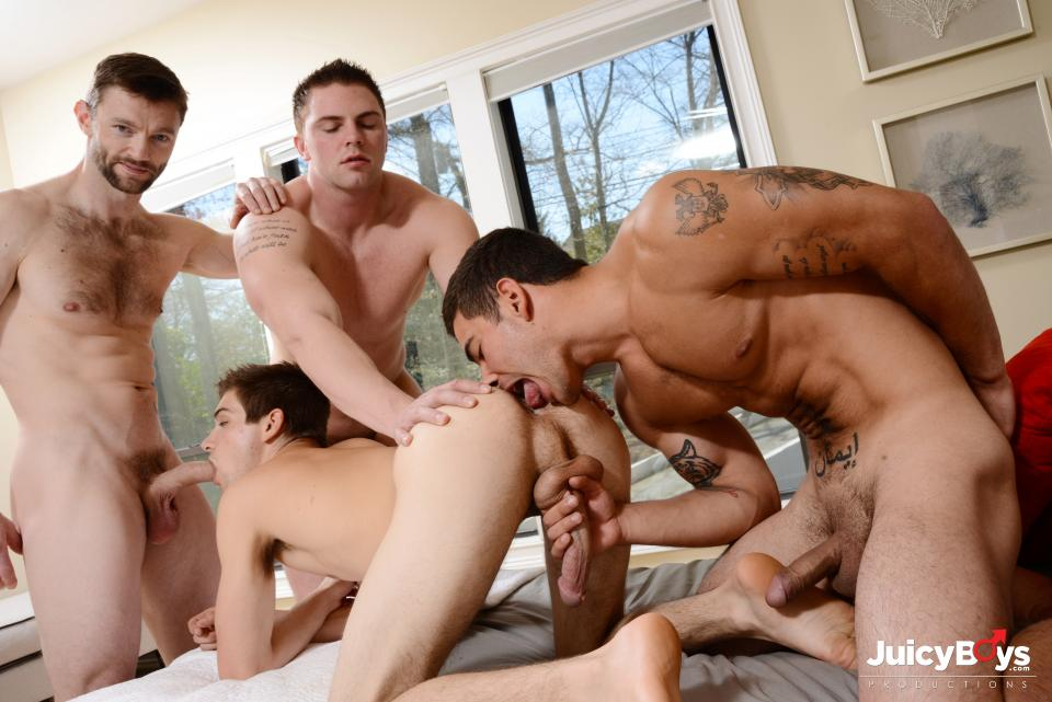Gang Bang While Naked And Forced Fucked, The Ultimate Thrill