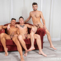 Johnny Rapid, Dalton Riley, and Jax