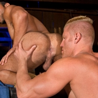 Johnny V and Dorian Ferro
