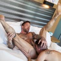 Jordan Levine and Brett Beckham Bareback