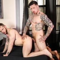 Jordan Levine and Colton Grey