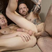 Jordan Levine and Leo Luckett