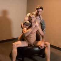 Jordan Levine and Pierce Hartman