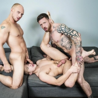 Jordan Levine, John Magnum, Jake Porter