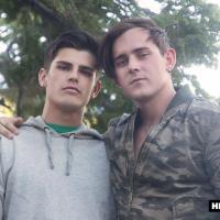 Josh Brady and Seth Peterson