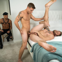 Justin Matthews and Shawn Reeve