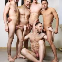 Kit Cohen, Peter Pounder, Alex Neveo, Zack Hunter, Ethan Chase