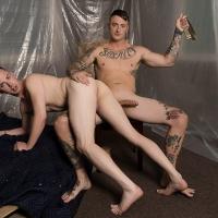 Kyler Ash and Dane Stewart