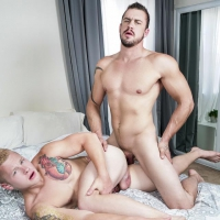 Leo Luckett and Darin Silvers