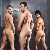 Liam Wood, Jackson Traynor, and Kaleb Stryker
