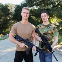 Logan Lane and Blake Effortley