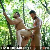 Logan Moore & Alex Mecum Flip Fuck Cockyboys