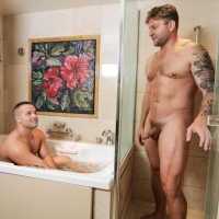 Luke Adams and Colby Jansen, Men At Sea